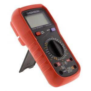 Thomson Multimètre digital - 8 Fonctions CAT III 600V