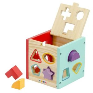Okoia Boîte à formes 13 pièces