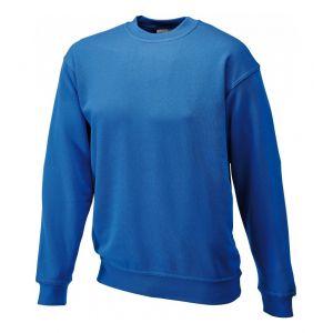 Promodoro Sweat 80-20 Hommes, XXL, bleu roi