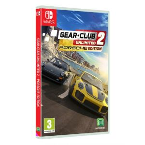Gear.Club Unlimited 2 - Edition Porsche [Switch]