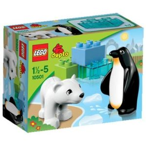 Duplo 10501 - Les animaux polaires du zoo