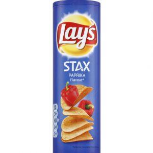 Lay's Stax paprika - Le paquet de 170g