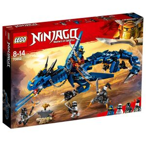 Lego 70652 - Ninjago : Le dragon Stormbringer