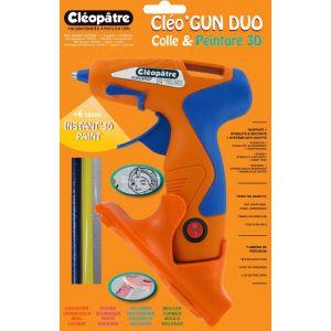 Cleopatre Pistolet Cléo-Gun Duo
