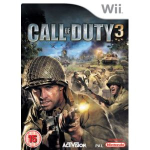 Call of Duty 3 : En marche vers Paris [Wii]