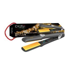 Italian Design Gold Premium Styler - Fer à lisser