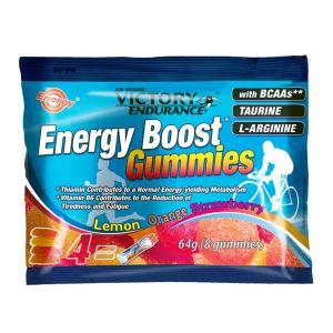 Weider Victory Endurance Energy Boost Gummies 12 x 64g