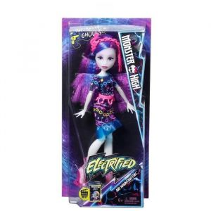 Mattel Poupée Monster High Coiffure électrisante Ari Hauntington
