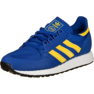 Adidas Chaussures enfant Chaussure Forest Grove bleu - Taille 38,40,36 2/3,37 1/3,38 2/3,39 1/3,35 1/2
