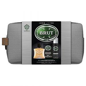 Brut Trousse Eau de Toilette Déodorant Après-Rasage Musk x1