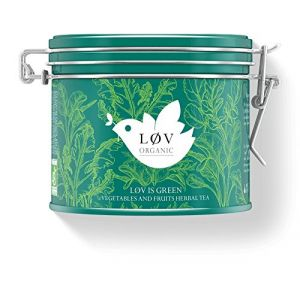 Lov organic Lov is green lov en boite 100g