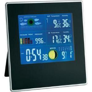 TFA Dostmann 35.1126 - Station météo colorée radio-pilotée