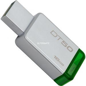 Kingston DT50/16GB - Clé USB 3.1 DataTraveler 50 16 Go