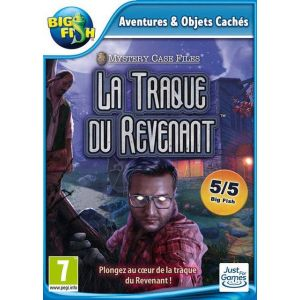Mystery Case Files La Traque du Revenant [PC]