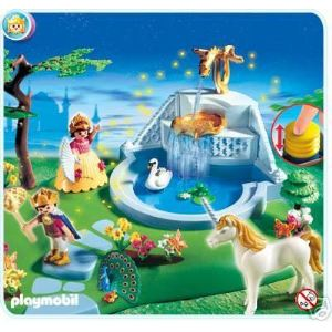 Playmobil 4137 - Superset Fontaine Royale