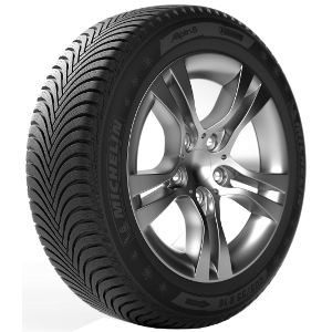 Michelin Pneu auto hiver : 225/45 R17 91V Alpin 5 ZP