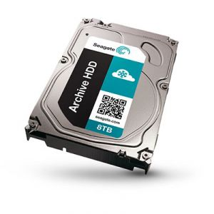 """Seagate ST6000AS0002 - Disque dur Archive HDD 6 To 3.5"""" SATA lll"""