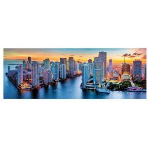 Trefl Miami Bei Nacht - Puzzle 1000 pièces