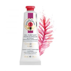 Roger & Gallet Gingembre Rouge Gel Purifiant Mains et Ongles 30ml