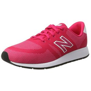 New Balance 420, Baskets mixte bébé, Rose (Pink/White), 39 EU