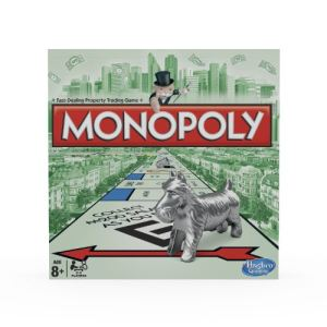 Hasbro Monopoly (UK Import)