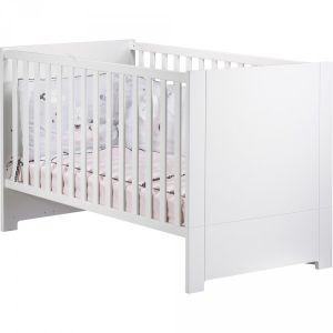 Sauthon City - Lit bébé évolutif Little Big Bed 70 x 140 cm