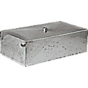 Thermador Vase d'expansion chauffage ouvert Tôle galvanisée rectangulaire - 30L -