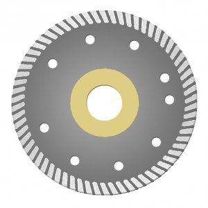 FLEX Disque diamant standard turbo fin TPFS - Disque diamant standard turbo fin TPFS Ø 125 mm