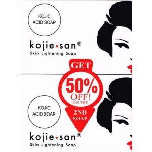 Kojie San Skin lightening soap x2