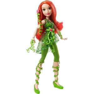 Mattel Poupée Poison Ivy 30 cm - DC Super Hero Girls