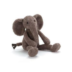 Jellycat Peluche slackajack elephant small 31cm