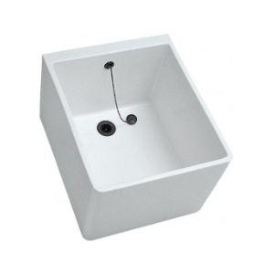 Allia 00561000000 - Cuve à laver 60X50 avec trop plein