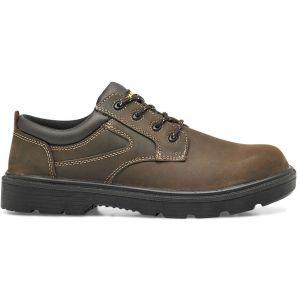 Parade First- Chaussures de sécurité niveau S3 - Homme - taille : 44 - couleur : Marron