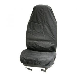Carpoint Protège siège 2pcs - Housse de protection (2 pièces) pour siège. Protège votre siège lors d'une intervention sur votre véhicule. 100% Polyester. Imperméable.