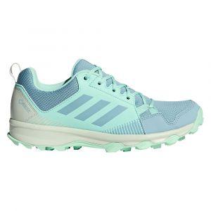 Adidas Chaussures Terrex Tracerocker Goretex - Ash Grey / Clear Mint - Taille EU 40