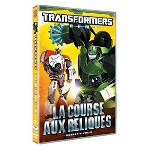 Transformers Prime : la course aux reliques - Saison 2 / Volume 3