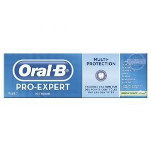 Oral-B Pro-Expert Multi-Protection - Dentifrice à la menthe douce (75 ml)