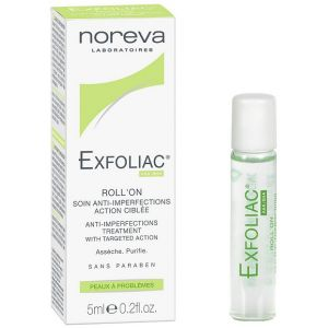 Noreva Exfoliac - Roll-on anti-bouton