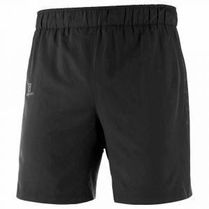 Salomon Agile 2in1 - Short running Homme - noir XL Pantalons course à pied
