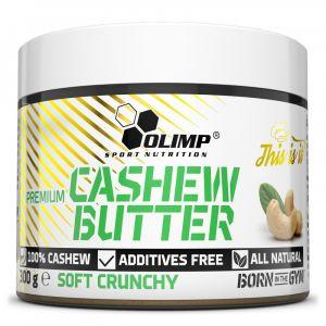 Olimp sport nutrition Premium Cashew Butter 300 g Soft Crunchy