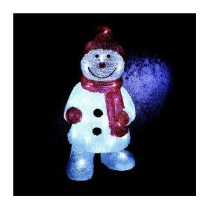 Renaud - Bonhomme de neige lumineux 40 LED
