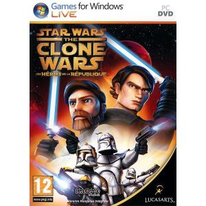 Star Wars : The Clone Wars - Les Héros de la République [PC]