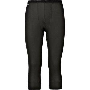 Odlo Sous vêtements techniques pantalons Pants 3/4 Warm Black