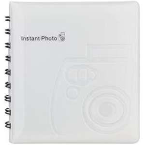 Fujifilm FUJI Album pour Instax Mini Blanc 64 Photos