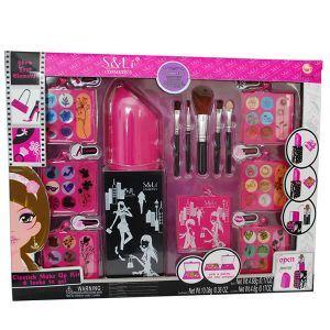 S&Li Cosmetics Grand coffret de maquillage Rouge à lèvres