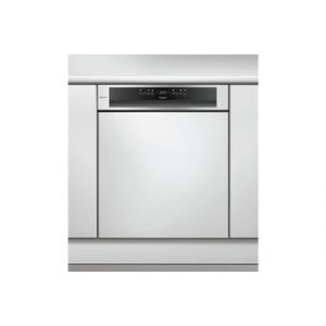 Whirlpool WBO3O32PI - Lave vaisselle encastrable 14 couverts