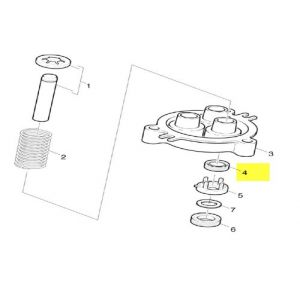 Kärcher Joint 14x22x5/7 ( Vendu A L Unite) 63653400 Pour NETTOYEUR HAUTE-PRESSION