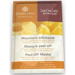 Dermasel sel de la mer Morte Masque peel off
