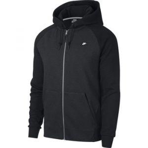 Nike Sweat à capuche entièrement zippé Sportswear Optic pour Homme - Noir - Taille XL