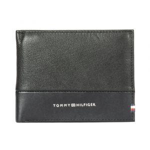 Tommy Hilfiger Portefeuille AM0AM05647BDS - Noir - Homme